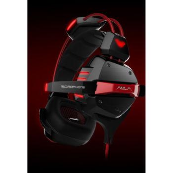 狼蛛X7头戴式游戏耳机