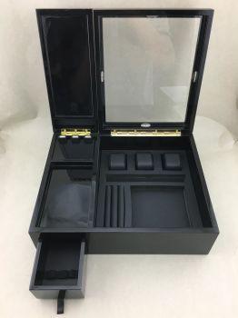 新型男士储物&充电器盒