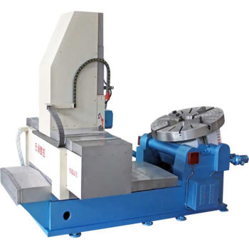 Five-axis CNC Milling Machine for Sliding Block of Segmented Mold