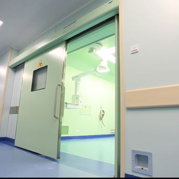 Automatic X-ray Sliding Door for Hospital