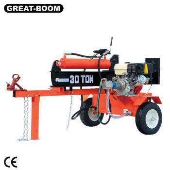 18吨位,24吨位,30吨位,40吨位,50吨位燃油机型劈木机