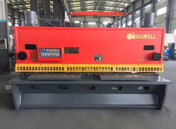 QC11Y-12X3200 液压板料剪板机