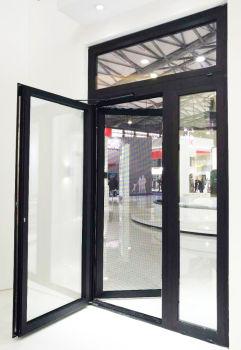 Automatic Outside-inside Casement Window-type Door