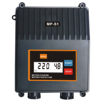 单相泵保护控制器