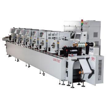 全轮转/间歇式凸版印刷机