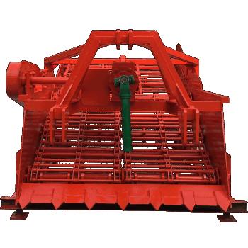 木薯生产机械化设备 - 木薯收获机