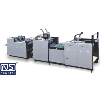 Fully Automatic Laminating Machine Single or Double Face Optional