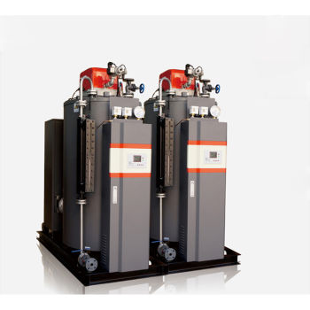 0.5T/H Free From Inspection Gas Fuel Natural Circulation-Condensing Once Through Boiler
