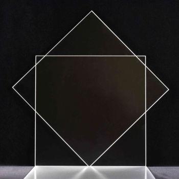 Tempered Arc Solar Glass