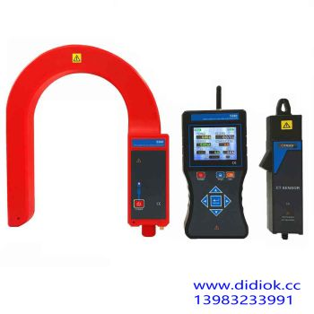 Wireless High Voltage Large current, Leakage Current Meter