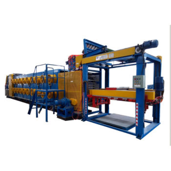 Rubber Sheet Cooling Machine / Batch Off Machine