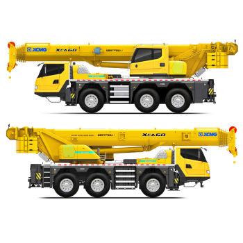 XCA60E All Terrain Crane