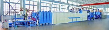 环保节能型橡胶再生产线