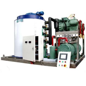 Seawater Flake Ice Machine