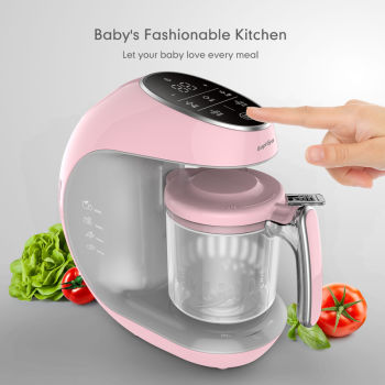 宝宝辅助食物料理机