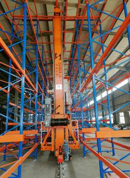 板材库用自动分拣堆垛机系统