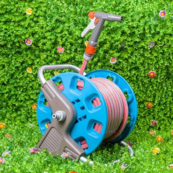 花园水管车套装