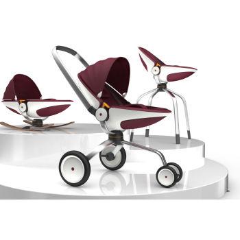 多功能组合式童车