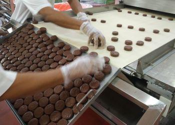 盖饼机 饼干夹心机 三明治机