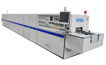 HSA2008-1012ZNO型网带式气氛烧结炉