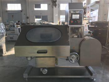 智能化卧式热封扭结式棒糖包装机