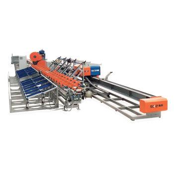 智能钢筋剪切弯曲机器人