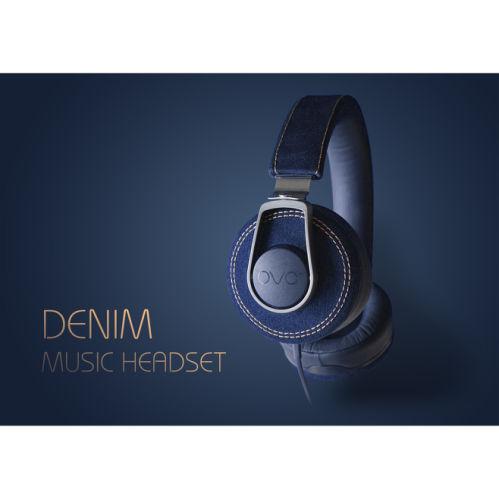 丹宁时代音乐耳机