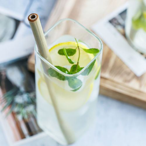Resuable Bamboo Drinking Straw