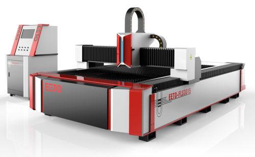单平台光纤激光切割机