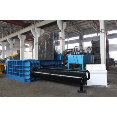 Metal Hydraulic Recycling Baler