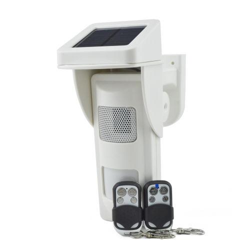 太阳能现场语音报警器