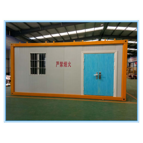Movable Explosives Storeroom for Civil Use