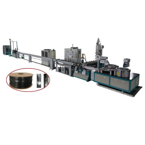 High Speed Flat Drip Irrigation Pipe Production Line