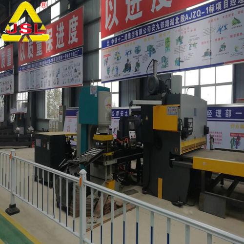 Automatic Connection Plate Production line
