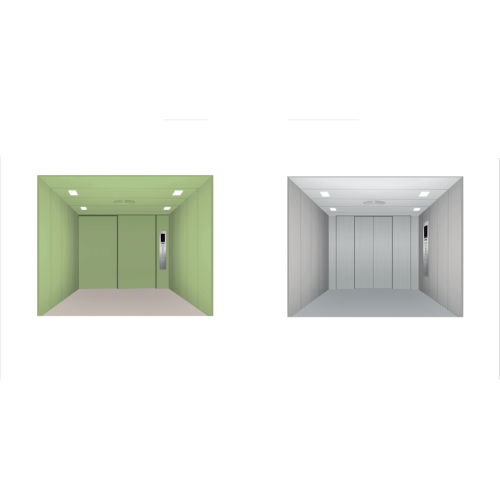 Large Capacity & High Speed Freight Elevator
