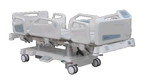 多功能智能电动监护病床