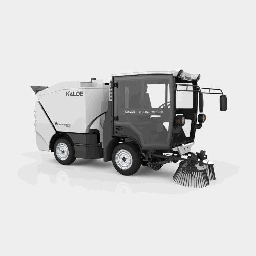 智能城市多功能清扫车