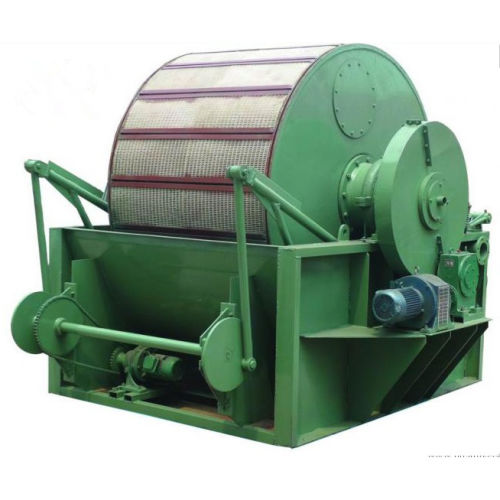 External Vacuum Drum Filter