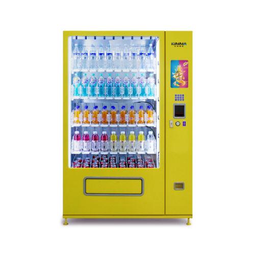 弹夹式饮料售货机