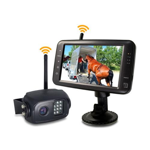 Digital Wireless Car Rearview Camera