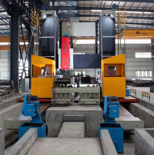 Gantry Movable High Speed 3D Drilling MachineBDMH3020