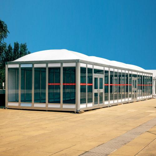 模块式圆顶篷房