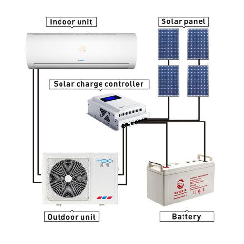 48V Pure Solar Type Air Conditioner